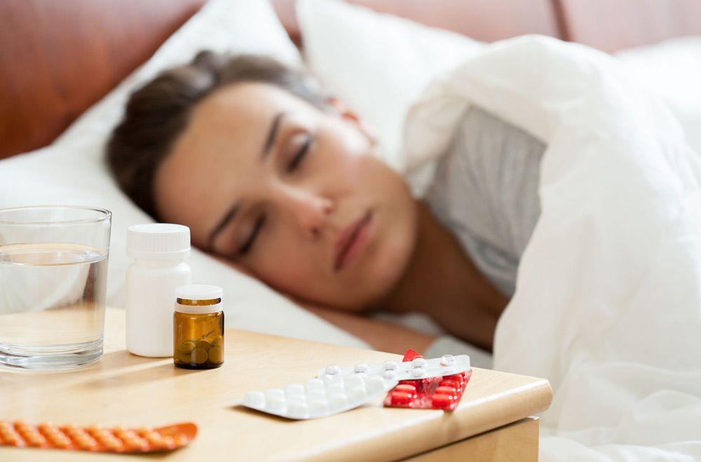 How Many Sleeping Pills Does It Take To Die? - Voonky