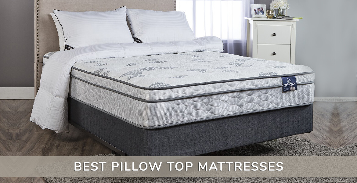 Best Pillow Top Mattresses 2019: Reviews And Buyers Guide   Voonky