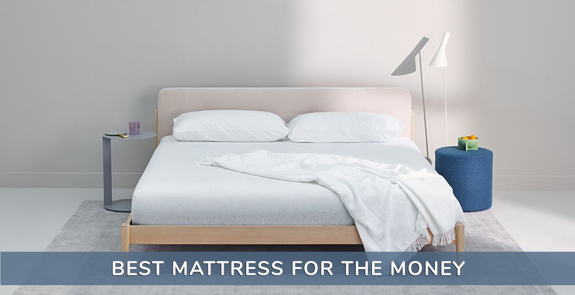 best mattress for the money 2018 reviews buyers guide voonky. Black Bedroom Furniture Sets. Home Design Ideas